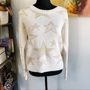 Star sweater from The Workshop